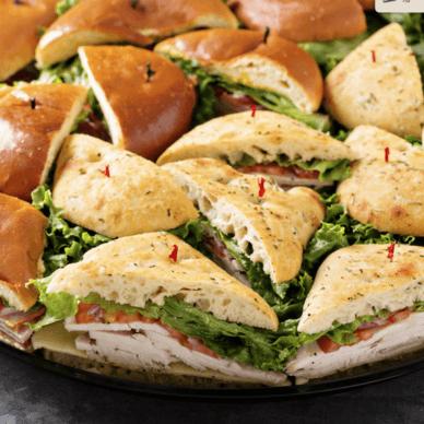 Eenvoudig bestellen en lunch laten bezorgen